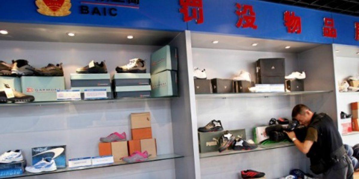 Alibaba comienza a colaborar con la policía china contra las falsificaciones