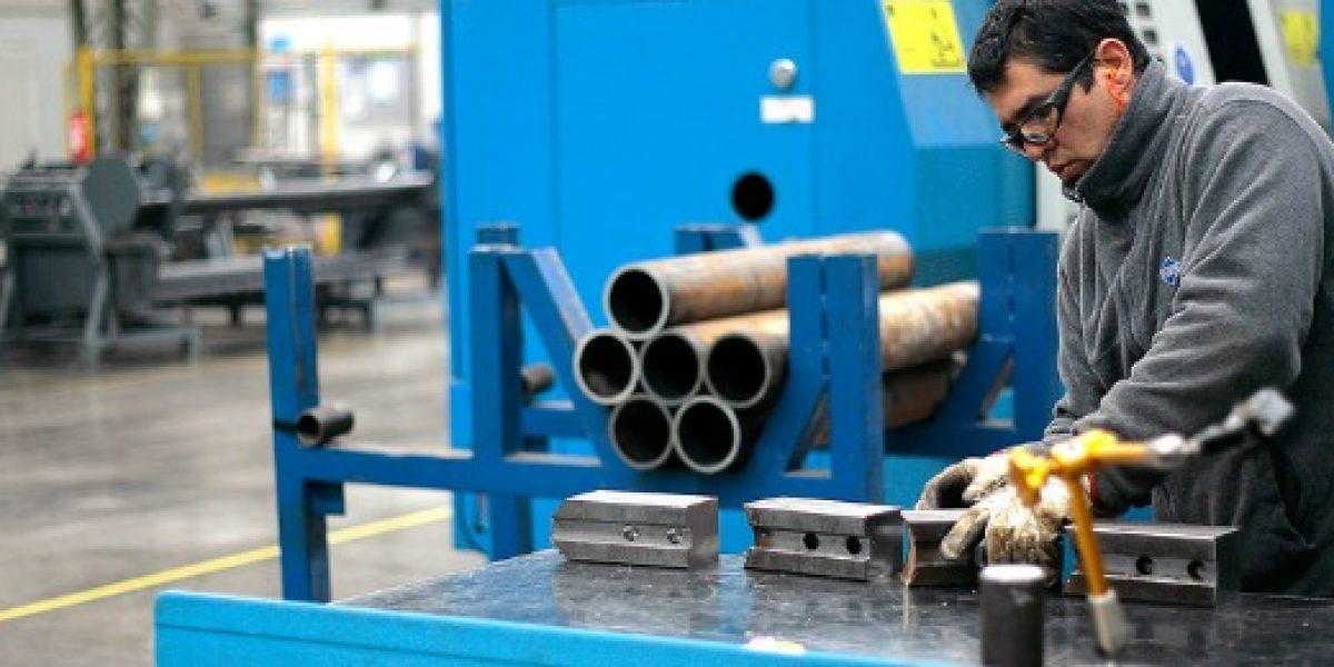 Se han perdido 4.900 puestos de trabajo en la industria metalúrgica