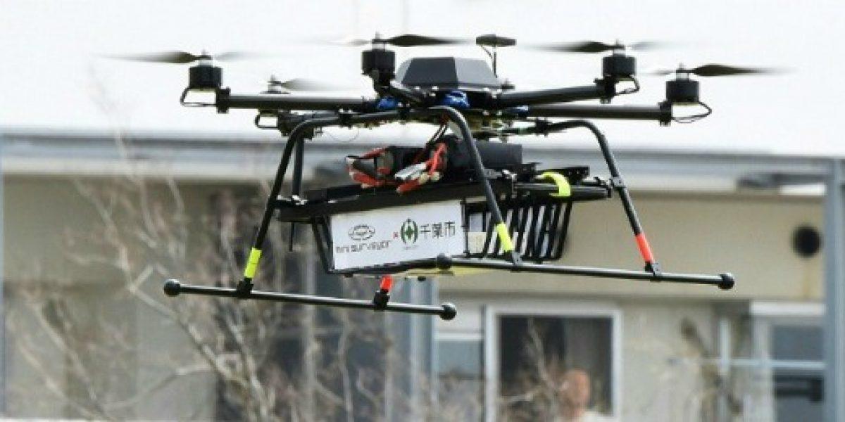 Industria de los drones podría mover 127.000 millones de dólares al año