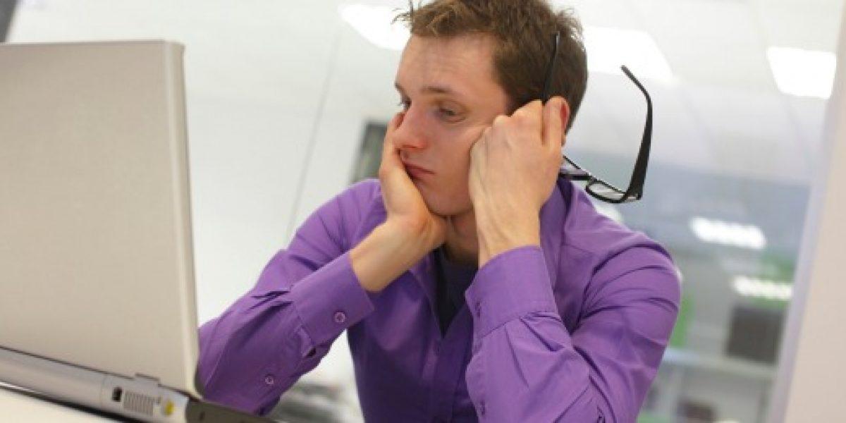 Al 46% de las personas le preocupa la falta de oportunidades en su actual trabajo