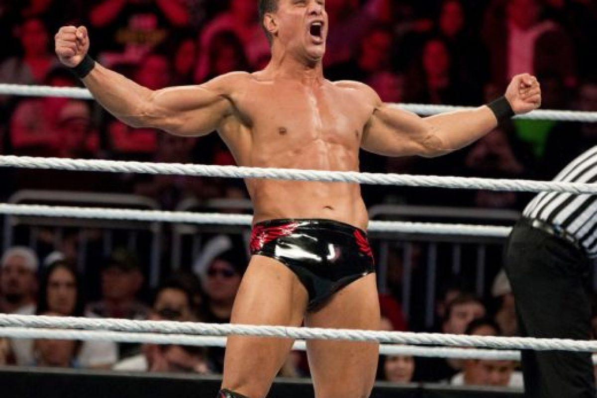Del Rio tiene 36 años Foto:WWE. Imagen Por:
