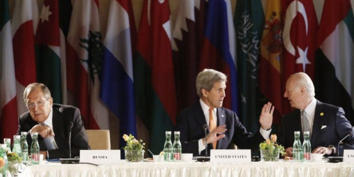 Nueva reunión en Viena para salvar el diálogo de paz sobre Siria