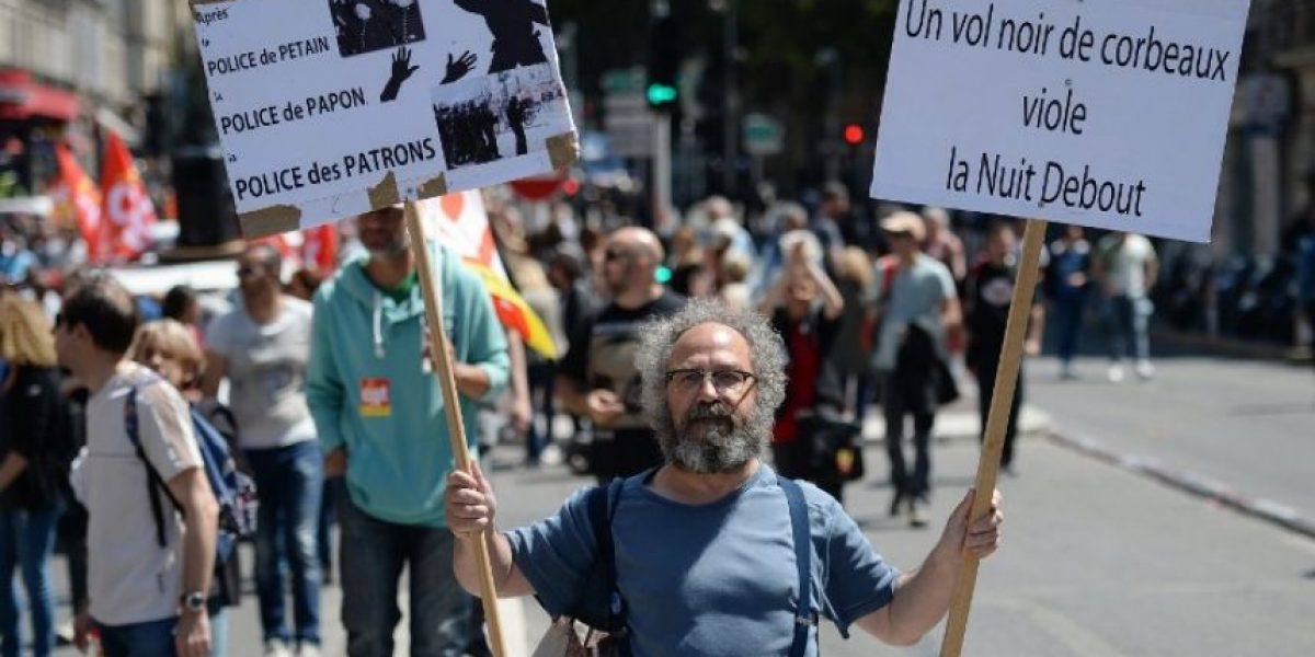 Francia inicia semana de huelgas y protestas contra la reforma laboral