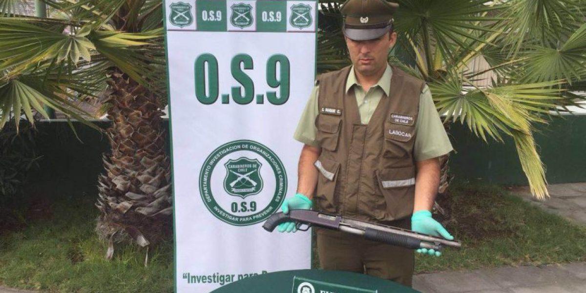 OS9 detiene a mujeres pistoleras en Alto Hospicio