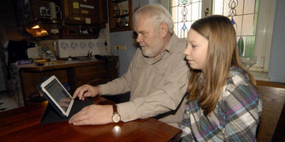 En el día internacional de Internet: ¿Cómo tener un abuelo 2.0?