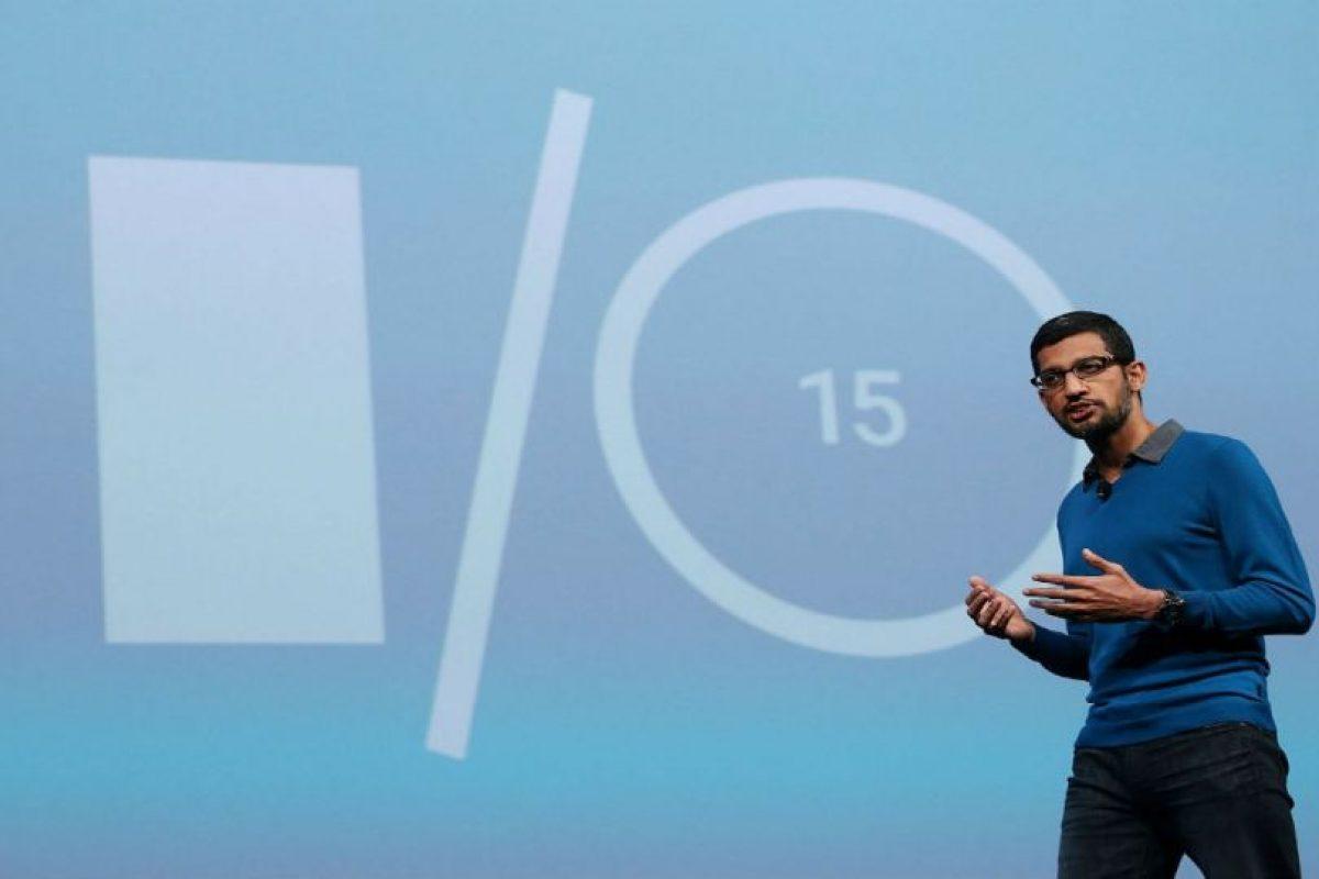 """La """"Google i/o"""" es la conferencia de desarrolladores anual de Google. Foto:Getty Images. Imagen Por:"""