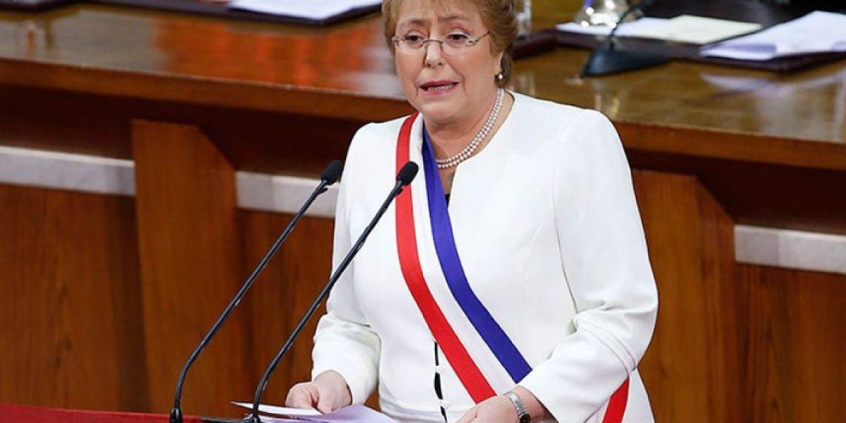 Alcalde de Valparaíso pide a Bachelet dar el discurso de 21 de mayo en Santiago