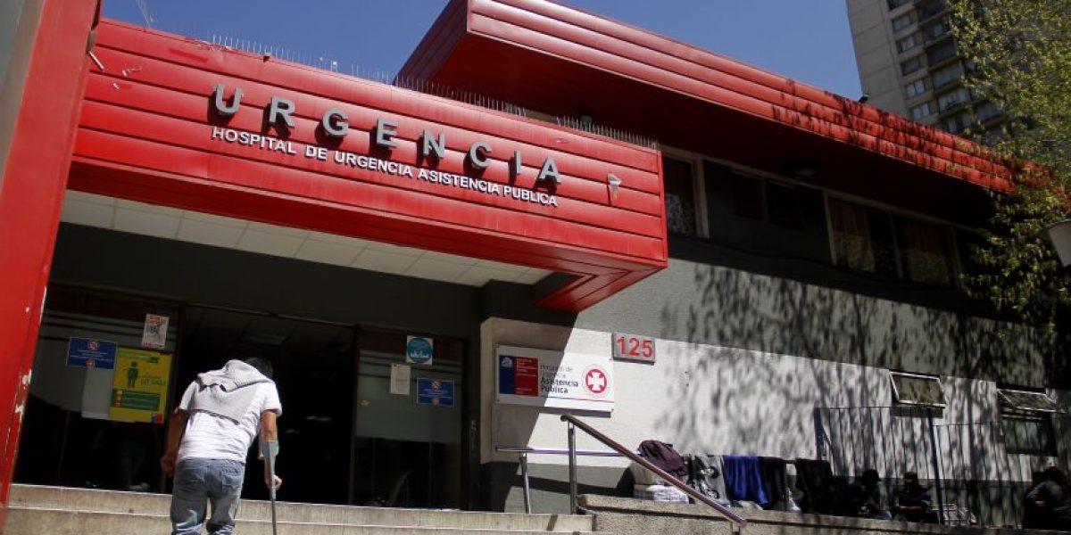 Trasladan a Santiago a mujer que le arrancaron los ojos tras violento ataque en Coyhaique