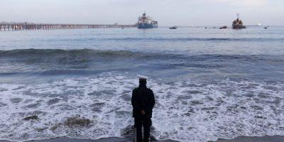 Derrame en Quintero: ministro del Medio Ambiente confirmó acciones judiciales