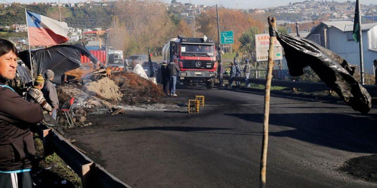 Marea roja: nuevas negociaciones en Puerto Montt a 15 días de iniciada la crisis