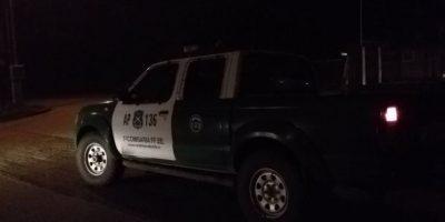 Un carabinero y dos civiles heridos en enfrentamiento en ruta Cajón-Vilcún