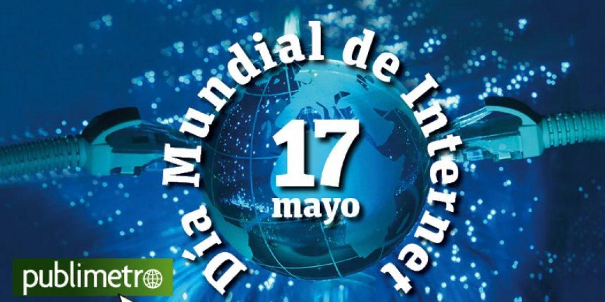 Infografía: día mundial de internet