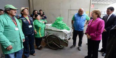 Chile se convierte en el primer país de Latinoamérica en promulgar Ley de Fomento al Reciclaje