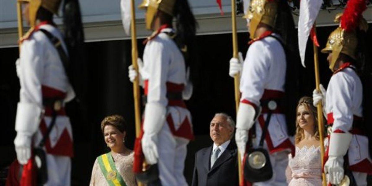 Brasil 2016: Lujos de la primera dama causan indignación en el país