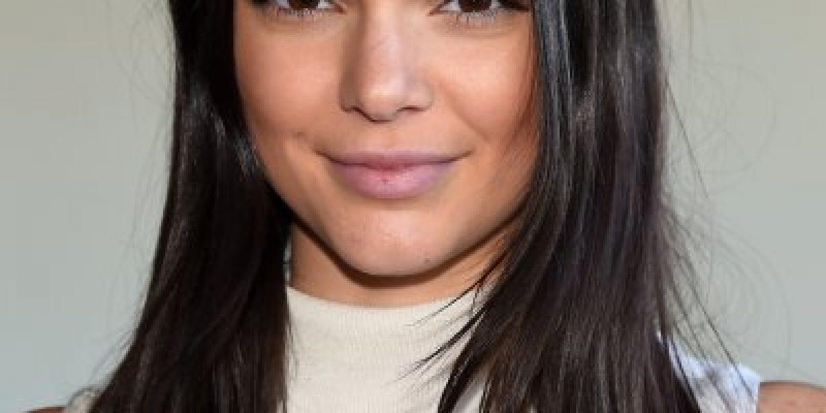 Kendall Jenner sorprendida de la mano de Scott Disick