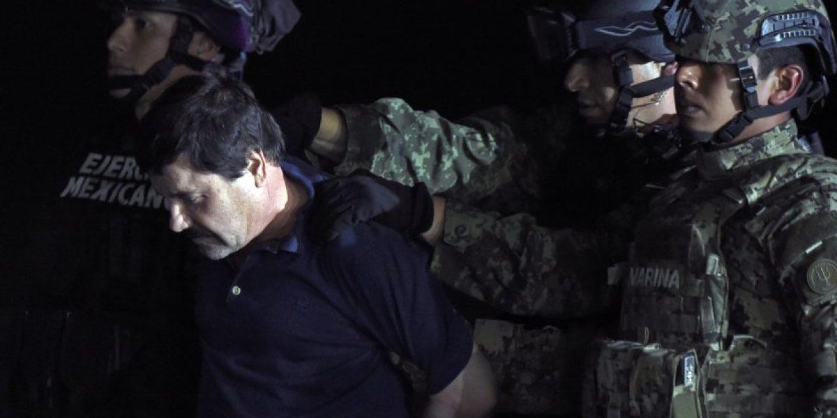 Univision y Netflix producirán serie dramática basada en el Chapo Guzmán