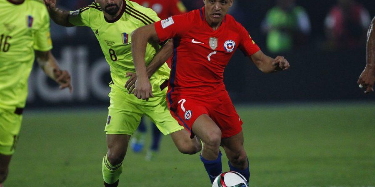 A programarse: Los nuevos horarios de la Roja en la Copa América Centenario