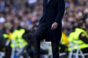 Zinedine Zidane comanda su primera última instancia de la Champions Foto:Getty Images. Imagen Por: