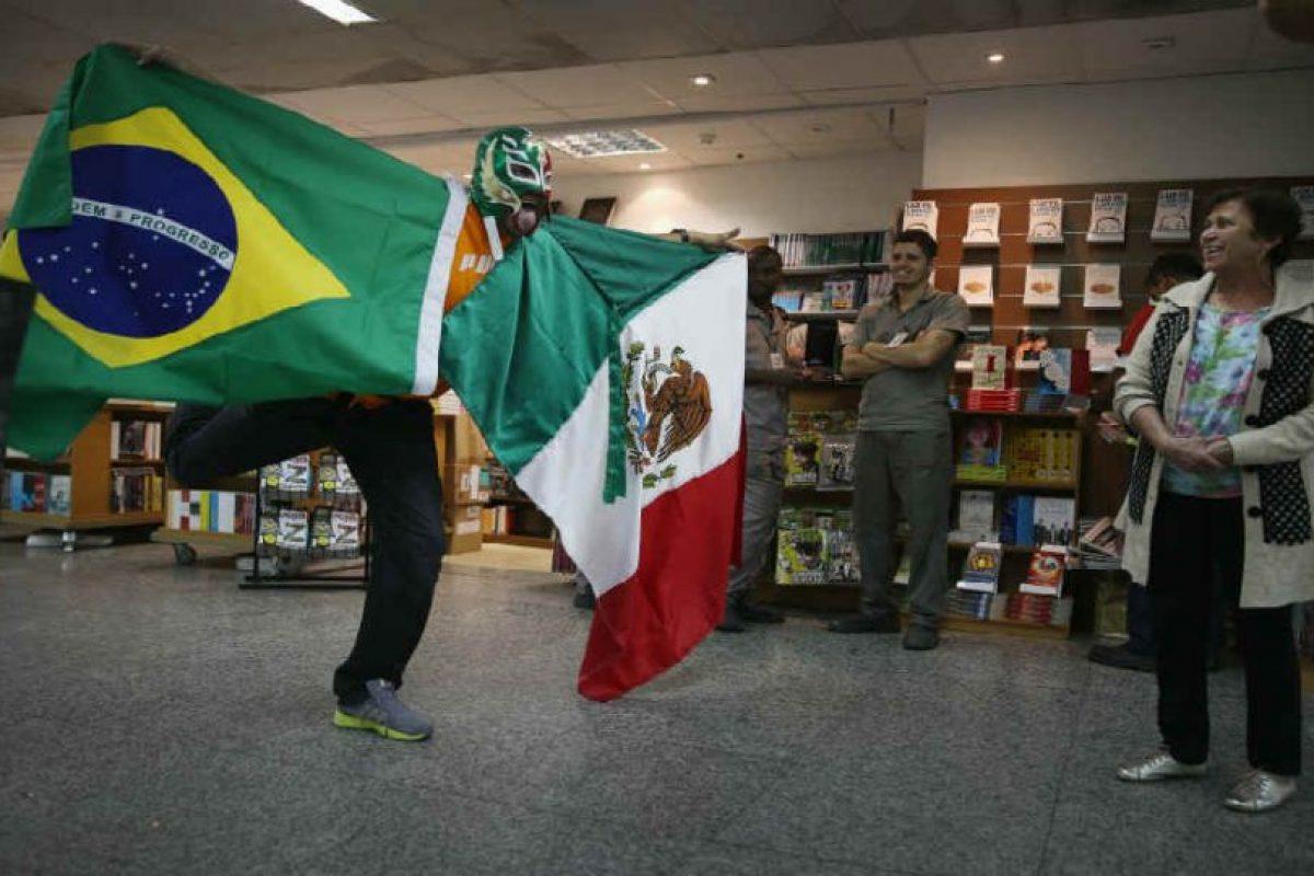 En velocidad de cargas le siguen México y Brasil. Foto:Getty Images. Imagen Por: