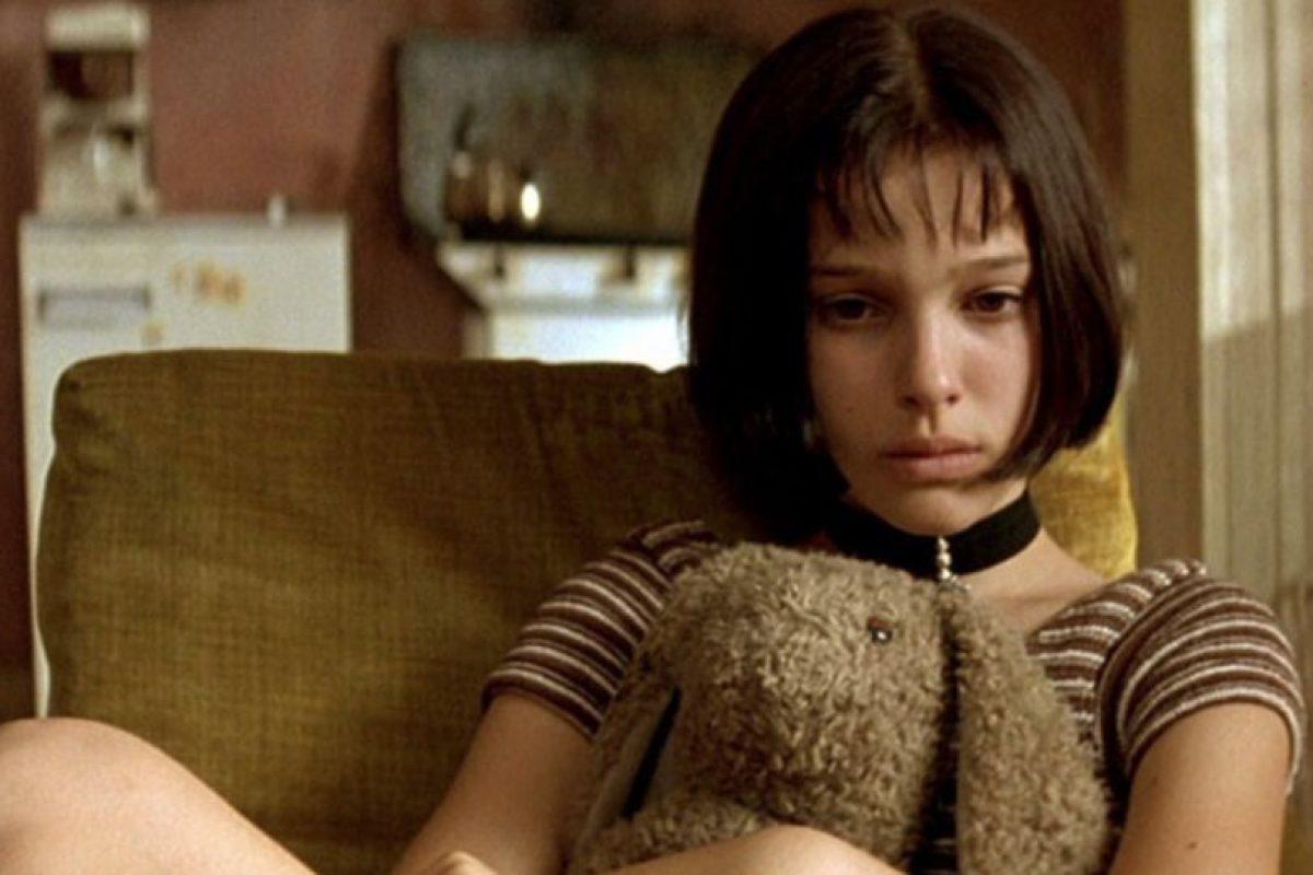 """Natalie Portman se hizo famosa en """"El Perfecto Asesino"""". Foto:vía Getty Images. Imagen Por:"""