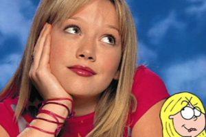 """Hilary Duff se hizo popular por """"Lizzie McGuire"""". Foto:vía Disney. Imagen Por:"""