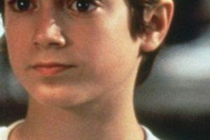 Elijah Wood enternecía en películas de los años 80 y 90. Foto:vía Getty Images. Imagen Por: