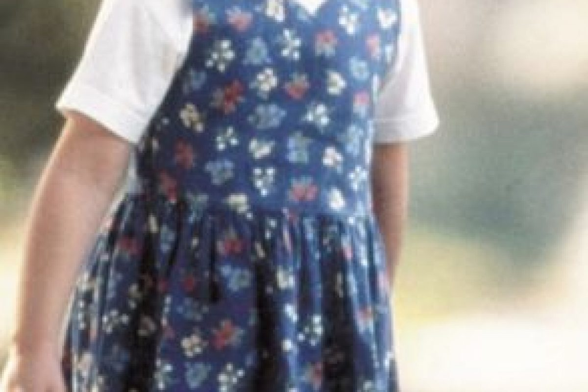 "Mara Wilson se hizo popular por ""Matilda"". Foto:vía Paramount. Imagen Por:"