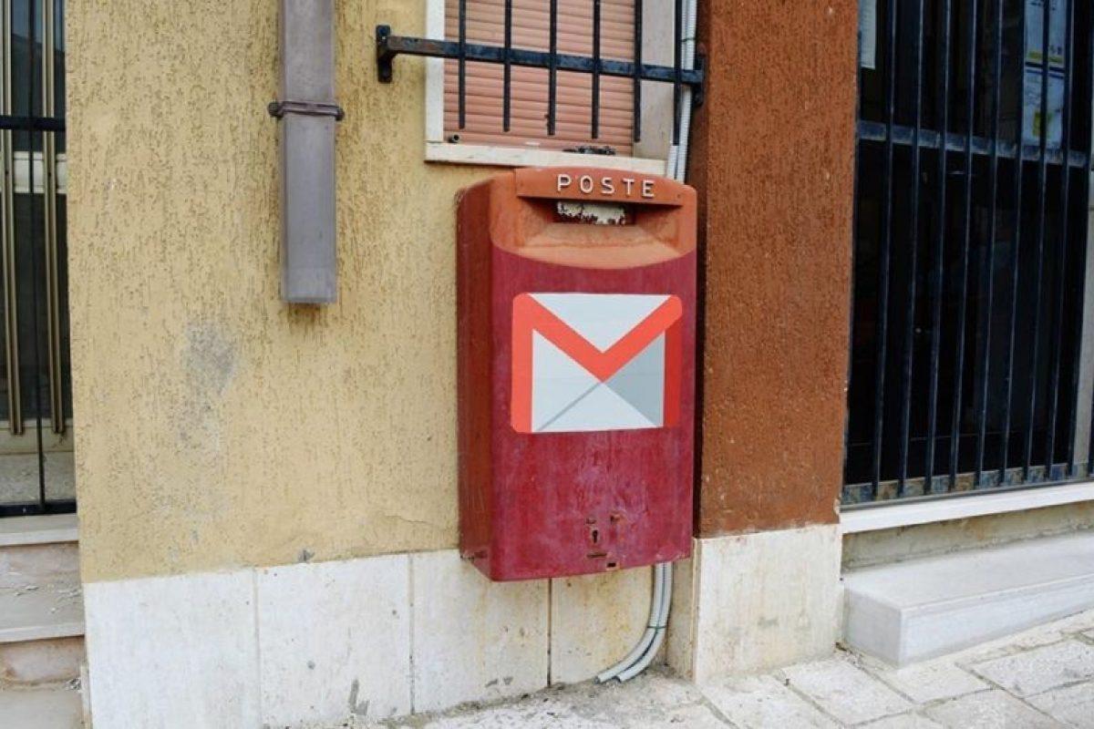 Gmail realmente es sólo una oficina de correos más rápido. Foto:www.biancoshock.com/. Imagen Por: