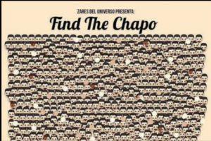"Busquen al ""Chapo"" Foto:Twitter. Imagen Por:"