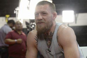 Conor tuvo problemas en la UFC, donde fue el Campeón Peso Pluma Foto:Getty Images. Imagen Por: