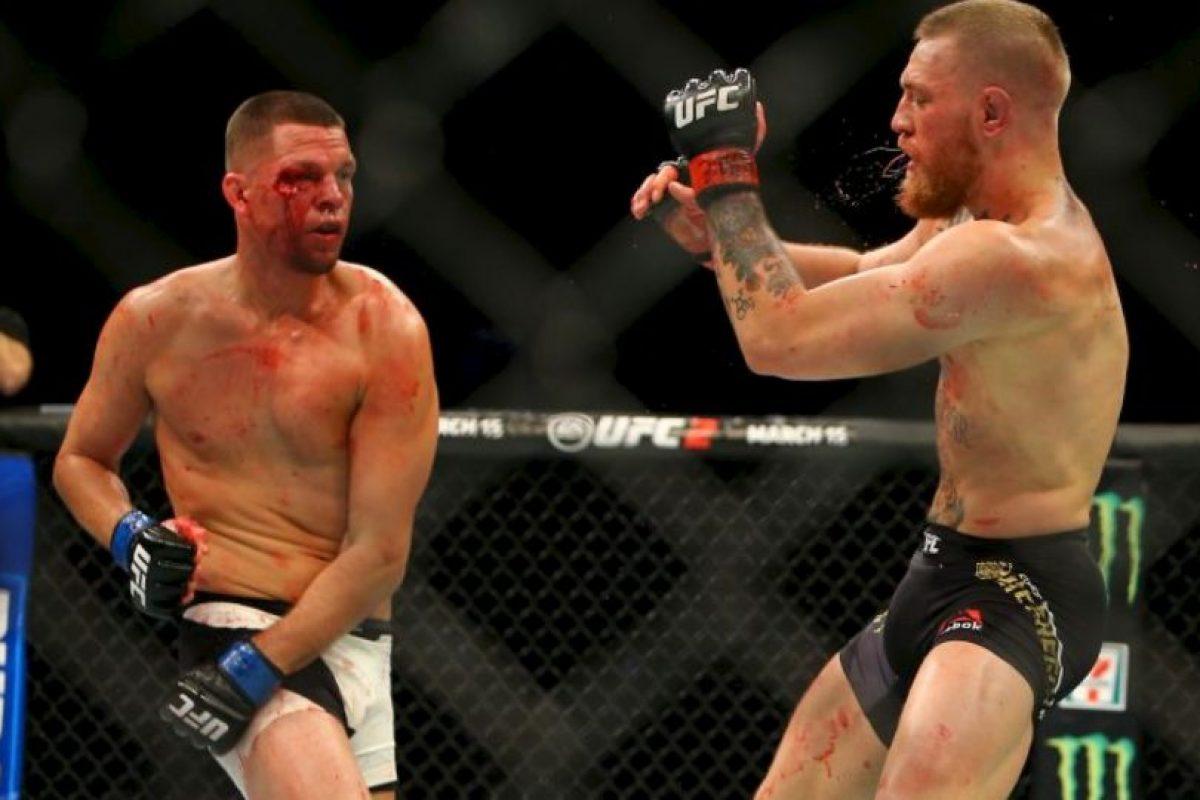 Tiene un récord en las artes marciales mixtas de 19 victorias y tres derrotas Foto:Getty Images. Imagen Por: