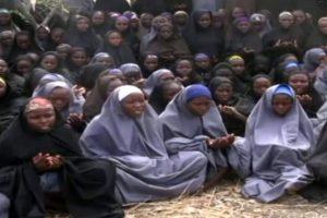 """La última """"prueba de vida"""" de algunas secuestradas fue en diciembre del año pasado mediante un video publicado por el grupo terrorista. Foto:AFP. Imagen Por:"""