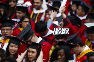 La institución también conmemoraba el aniversario número 250 de existencia. Foto:AFP. Imagen Por:
