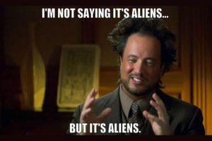 ¿Aliens? Foto:Tumblr. Imagen Por: