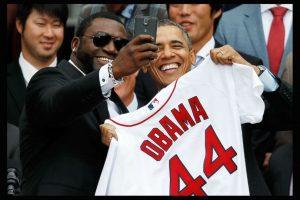 Ni el presidente de EE.UU, Obama, se salvó de esta fiebre. Foto:Getty Images. Imagen Por: