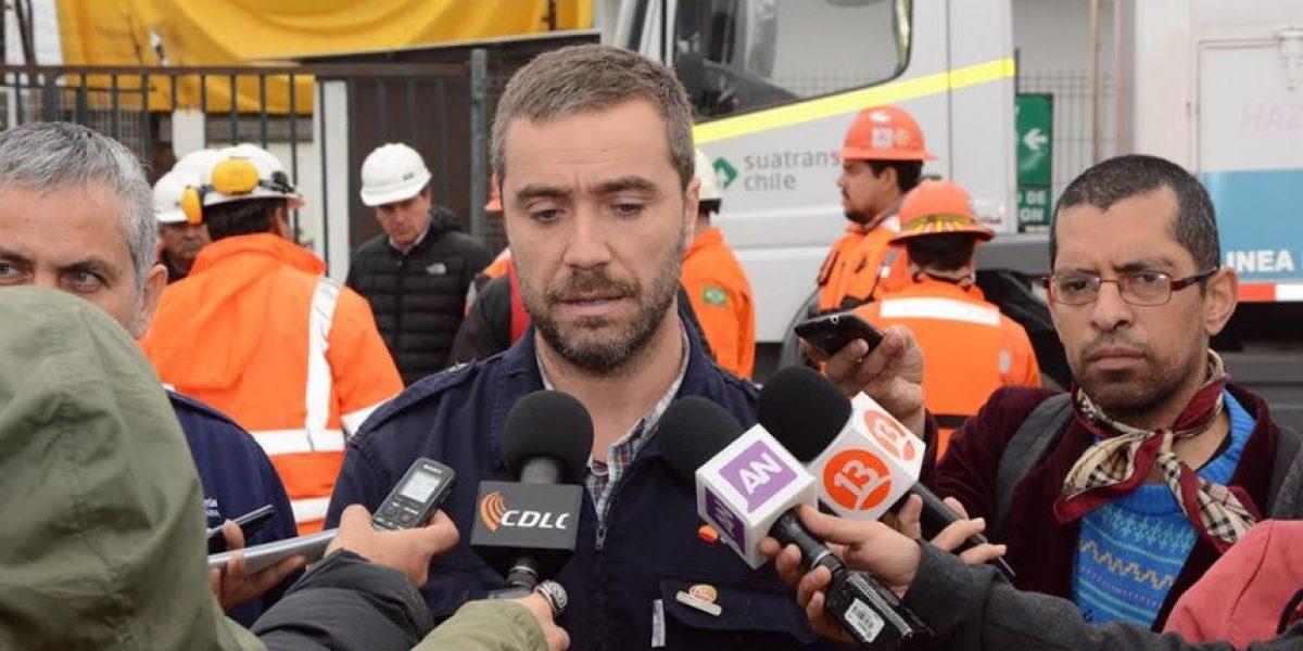 Enap remueve a jefe de terminal por grave derrame de aceite en Quintero