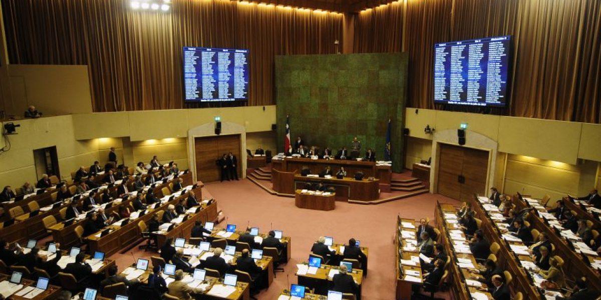 Cámara de Diputados aprueba y despacha Agenda Corta Antidelincuencia