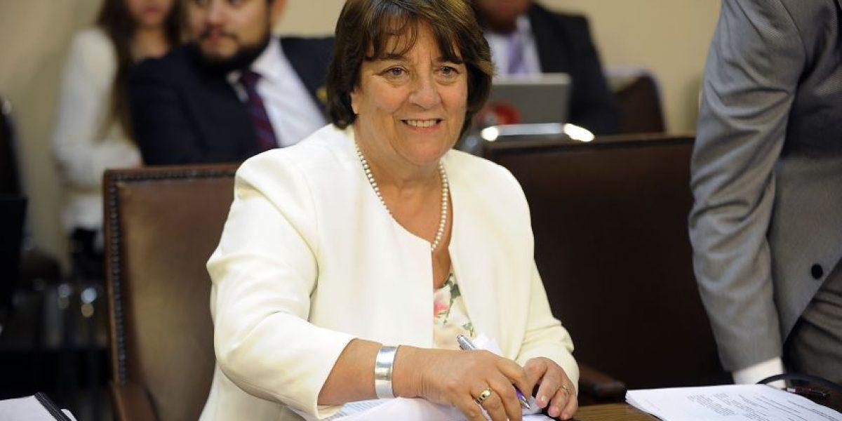 Ministra Delpiano anuncia que se espera duplicar alumnos con gratuidad en 2017