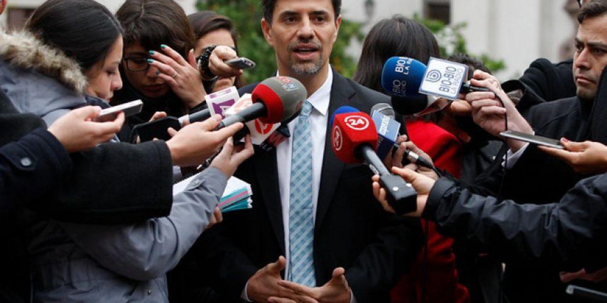 Dura respuesta del Gobierno a Allamand por dichos sobre proceso constituyente