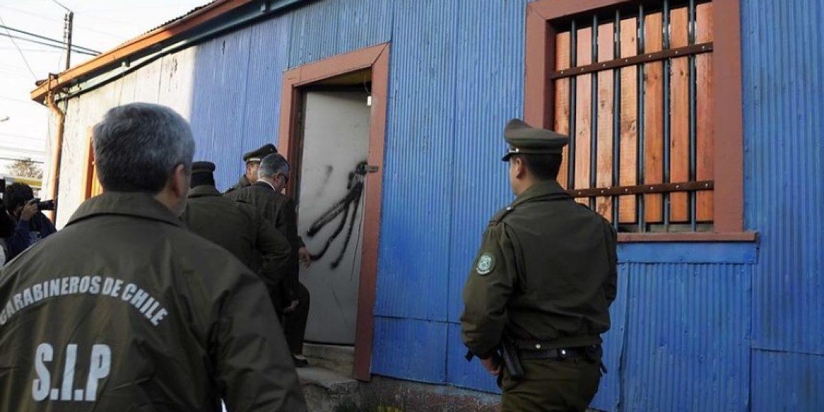 Brutal ataque en Calama: sujeto propina golpiza a su esposa porque le debía dinero