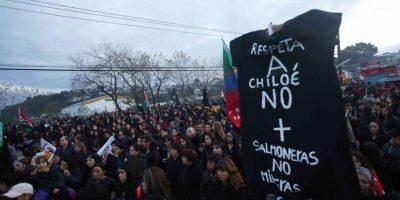 Dos comunas seguían hoy movilizadas en Chiloé y otras 7 suscriben acuerdos