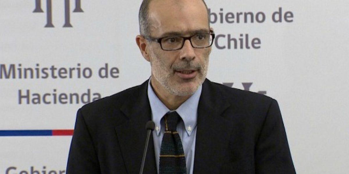 Valdés destaca PIB de 2%: