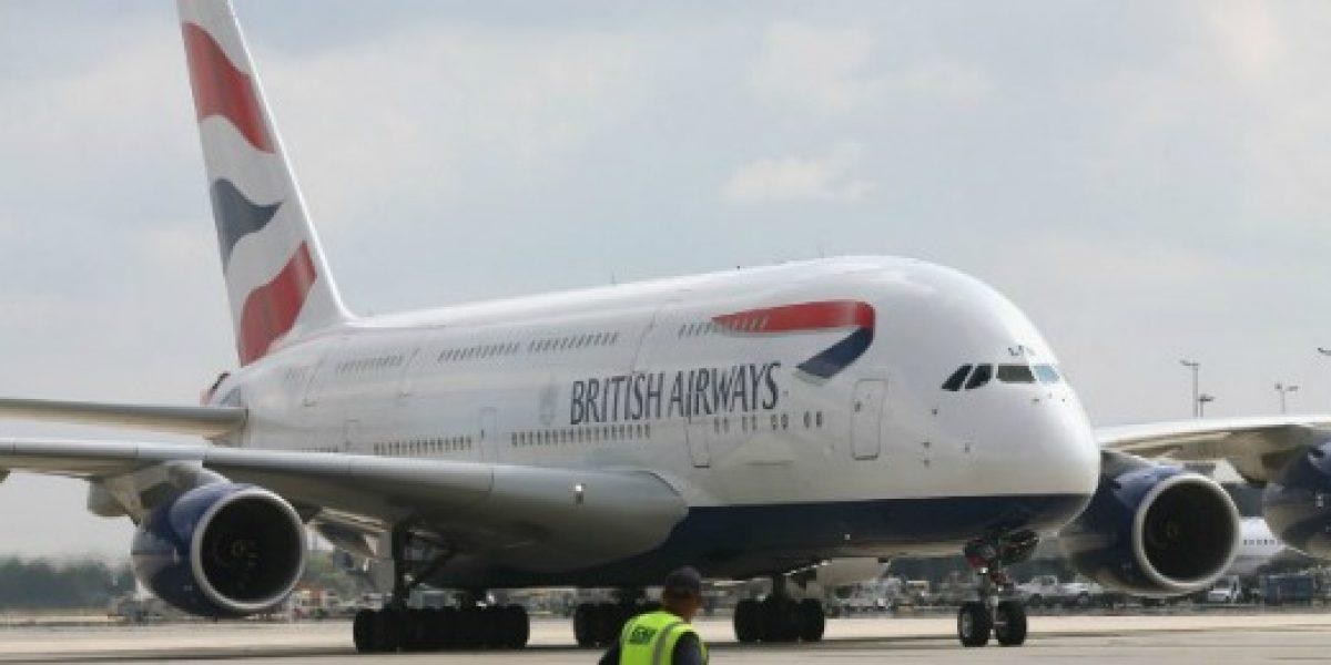 British Airways anuncia vuelo directo entre Santiago y Londres