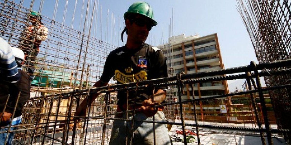 Actividad de la construcción crece 4,3% en marzo
