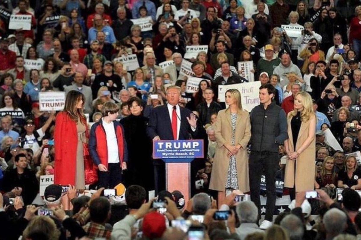 Conozca a Tiffany Trump, la más joven de las hijas de Trump Foto:instagram.com/tiffanytrump/. Imagen Por: