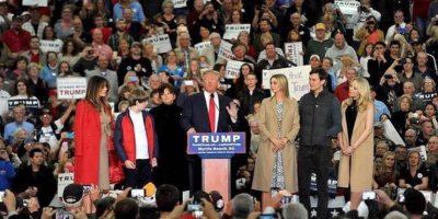 Estados Unidos: Hija menor de Donald Trump se gradúa