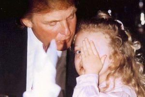 Es hija del segundo matrimonio del magnate, con Marla Maples. Foto:instagram.com/tiffanytrump/. Imagen Por: