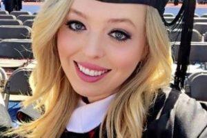 Ahora se graduó de la Universidad de Pennsylvania Foto:instagram.com/tiffanytrump/. Imagen Por: