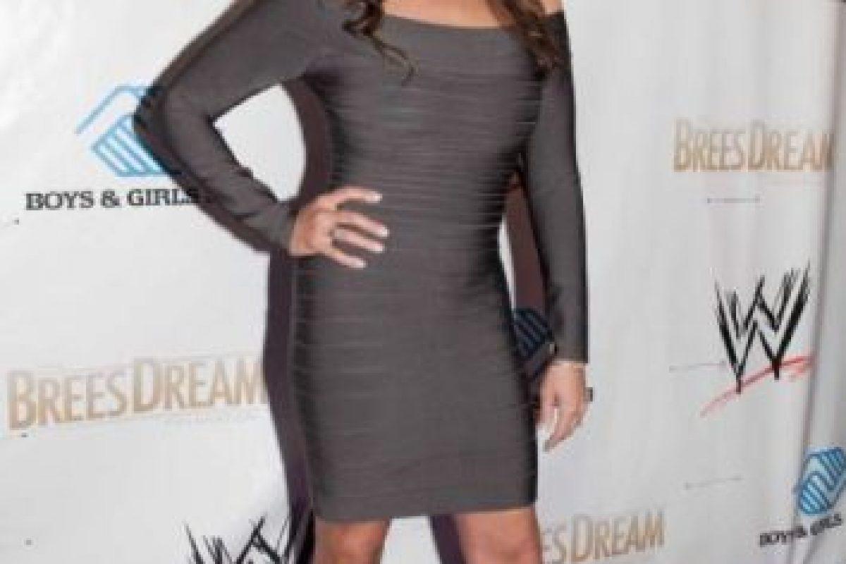 Stephanie McMahon posee 2.47% de las acciones Foto:WWE. Imagen Por: