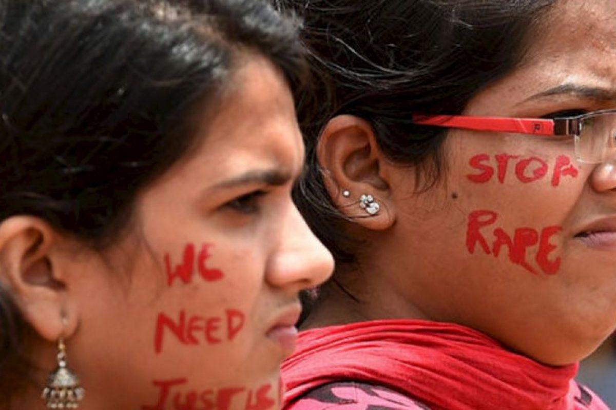 3. Sólo las mujeres son víctimas de violación : según un estudio de la Universidad de Brown, esto no sucede. Foto:vía Getty Images. Imagen Por: